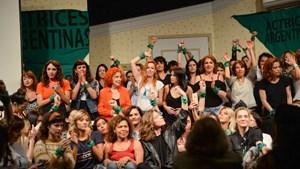 """Actrices Argentinas repudió la entrevista de Darthés: """"Exigimos justicia"""""""