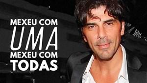 Actrices brasileñas repudian la presencia de Juan Darthés en ese país