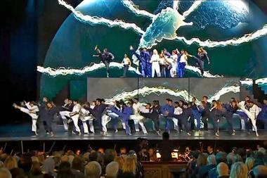 Video imperdible : Argentum. Noche de líderes del G20 en el teatro Colón