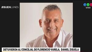 Detuvieron a un concejal de Florencio Varela acusado de prostituir a menores