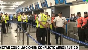 Dictaron la conciliación obligatoria en el conflicto aeronáutico