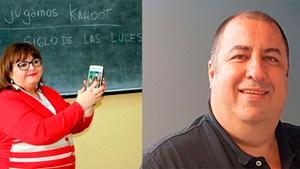 Dos maestros argentinos entre los mejores del mundo
