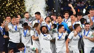 El Real Madrid se coronó campeón del Mundial de Clubes