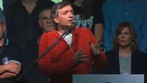 El mea culpa de Máximo Kirchner sobre las denuncias de abuso sexual en La Cámpora
