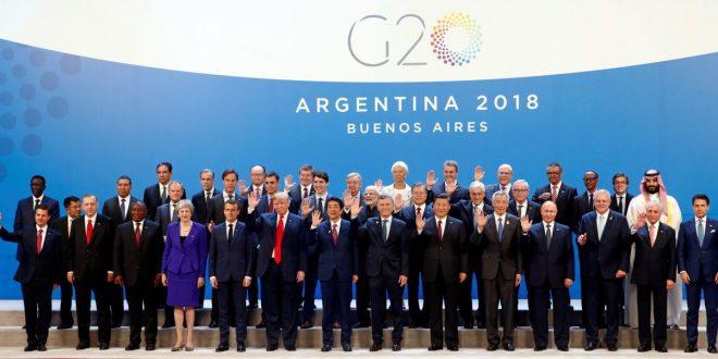 El documento final del G20