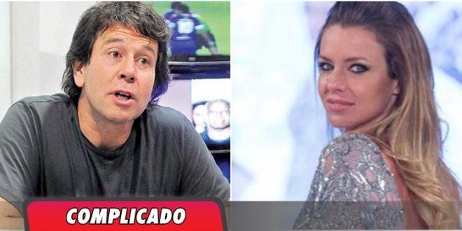 Geraldine Neumann denunció penalmente a Ariel Rodríguez Palacios