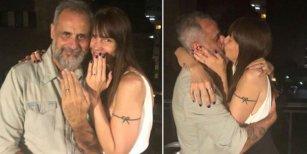 """Jorge Rial habló del amor que siente por Romina Pereiro: """"La vida me dio otra oportunidad"""""""