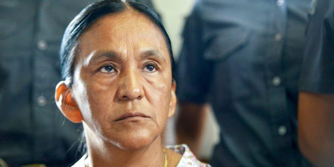 """Absolvieron a Milagro Sala en el juicio conocido como """"La balacera de Azopardo"""""""