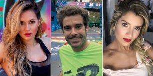 """Laurita tiene un """"espía"""" que le cuenta qué hacen su novio Nicolás Cabré y Flor Vigna"""