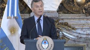 """Macri, tras la cumbre del G20: """"Nunca tuvimos la relación con el mundo que tenemos ahora"""""""