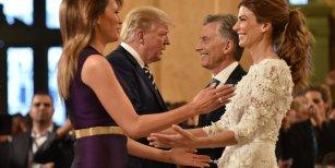 Melania Trump le dedicó un afectuoso mensaje a Juliana Awada tras la Cumbre del G20