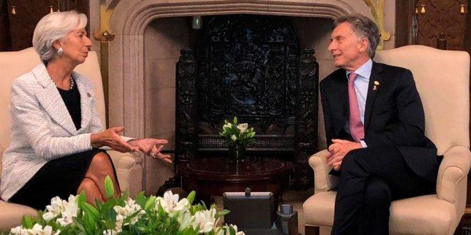 """Christine Lagarde a Mauricio Macri: """"Muchos creían que sería un fiasco, pero fue el mejor G20 que haya visto"""""""