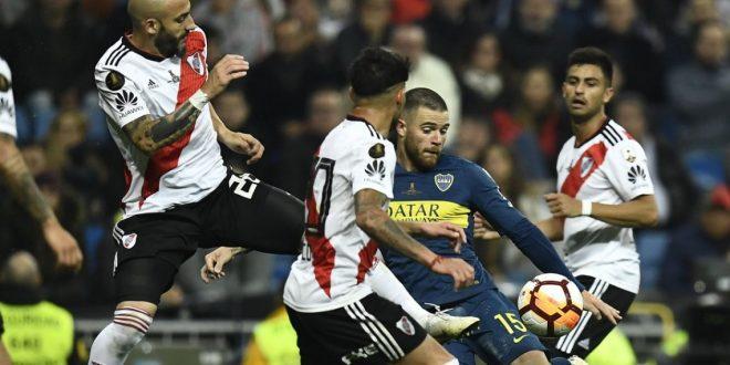Con gol de Quintero, River le gana a Boca en el suplementario de la final de la Copa Libertadores