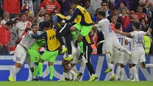 River perdió por penales y no jugará la final del Mundial de Clubes