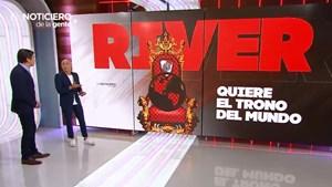 River quiere el trono del mundo