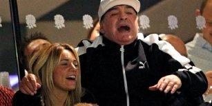 Rocío Oliva se cansó y echó a Maradona de su casa ¿Separación definitiva?