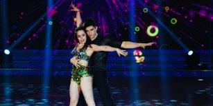 Sofi Morandi y Julián Serrano ganaron el Bailando: ¿cuánto midió la final de Showmatch?