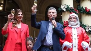 """""""Un abrazo lleno de esperanza, estaremos mejor"""": el mensaje de Navidad de Macri"""
