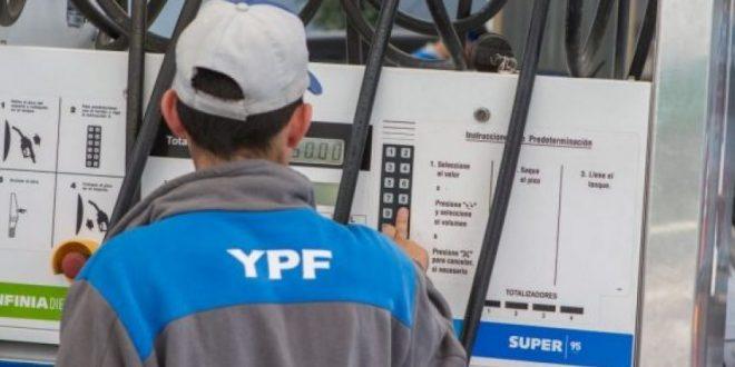 YPF baja el precio de sus naftas