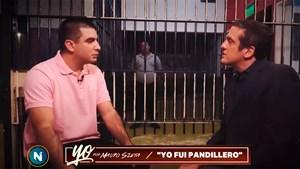 """""""Yo fui pandillero"""": una plaza, alcohol, drogas y delincuencia"""