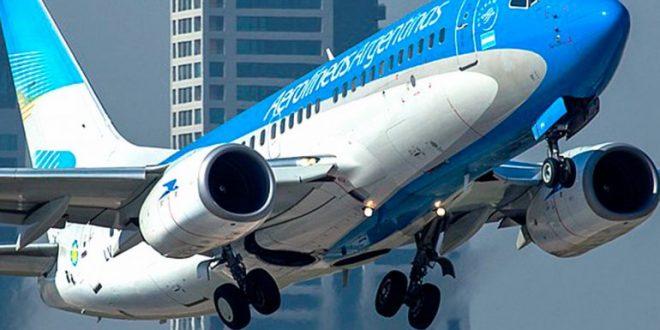 Aerolíneas Argentinas transportará más de 1200 pasajeros por día a Mar delPlata