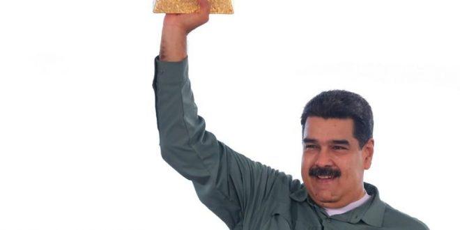 El régimen de Nicolás Maduro le vende 15 toneladas de oro a los Emiratos Árabes