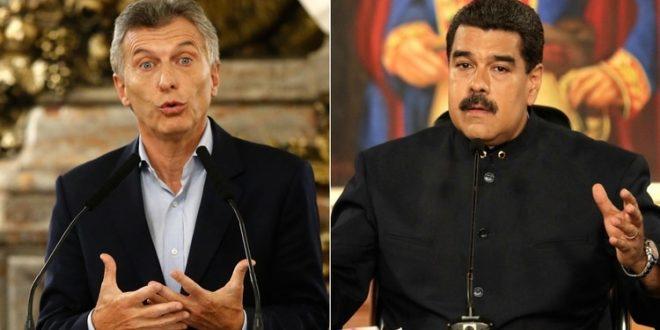 Argentina no reconoce la presidencia de Nicolás Maduro en Venezuela y anunció duras sanciones diplomáticas