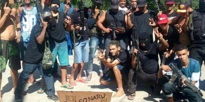 Jair Bolsonaro es desafiado por los narcos