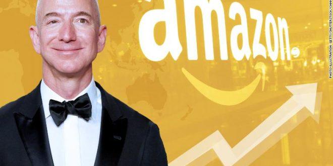 El dueño de Amazon se divorcia luego de 25 años de matrimonio
