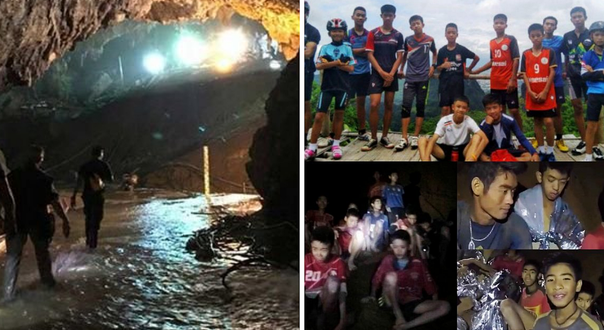 La verdadera historia de los niños de Tailandia: No bucearon para salir de la caverna