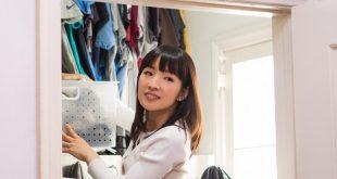 Marie Kondo, la gurú japonesa del orden que es furor con su serie de Netflix