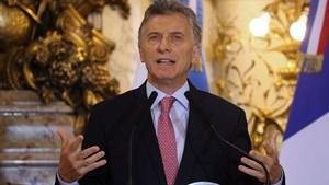 """Mauricio Macri a Jair Bolsonaro: """"Confío en que nuestros gobiernos seguirán colaborando"""""""
