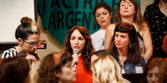 Moria Casán contra el Colectivo de Actrices Argentinas