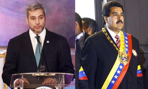 Paraguay rompe relaciones con Venezuela tras asunción de Maduro