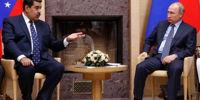 Putin no salvará a Maduro