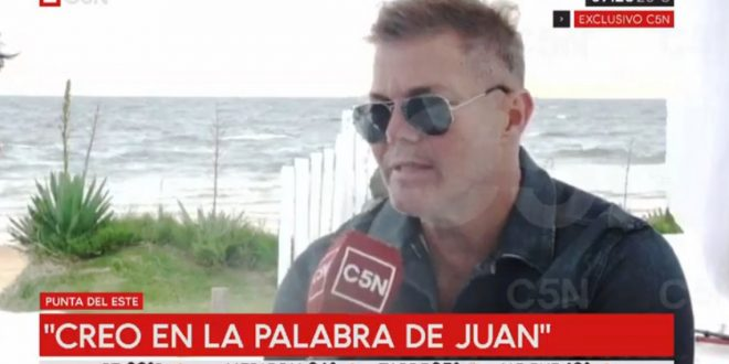 Video : Roberto Funes entrevista a Fernando Burlando, abogado de Juan Darthés