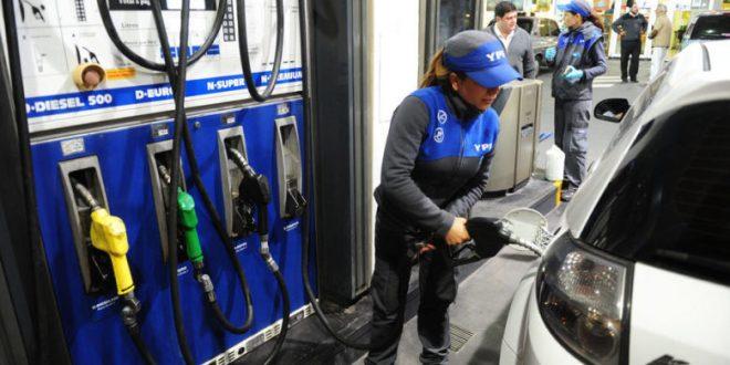 YPF baja hasta un 3,2% los precios de naftas y gasoil