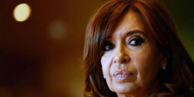 """Cristina : """"Yo me siento mucho más cómoda con el modelo venezolano que con esta dictadura de Barrio Norte"""""""