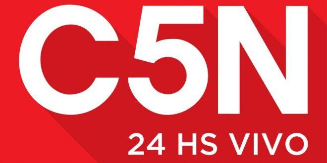 Por qué C5N no transmite en vivo
