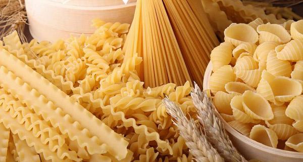 Aumentaron más de 42 por ciento las exportaciones de pastas secas