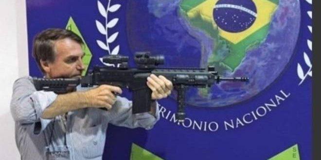 En qué consiste el decreto de Jair Bolsonaro que facilita la posesión de armas