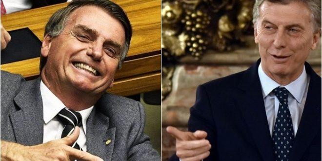 """Jair Bolsonaro: """"Argentina y Brasil van a caminar juntos, en direcciones diferentes a las de los últimos gobiernos"""""""