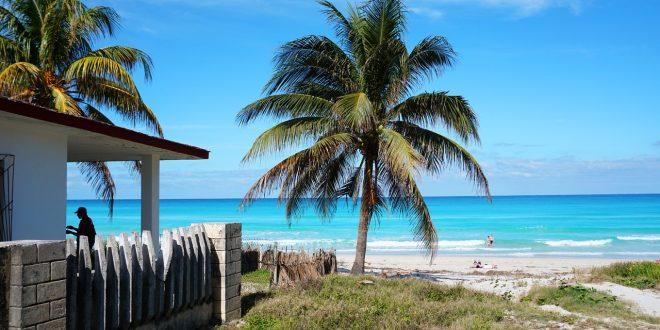 Paradisíacas playas de arena blanca.