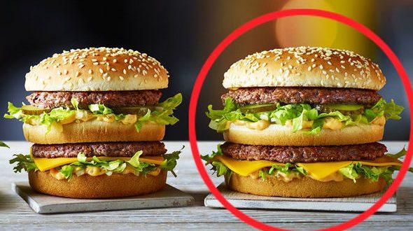 McDonald's cambia la receta de Big Mac