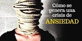 Sufrís Crisis de Ansiedad?