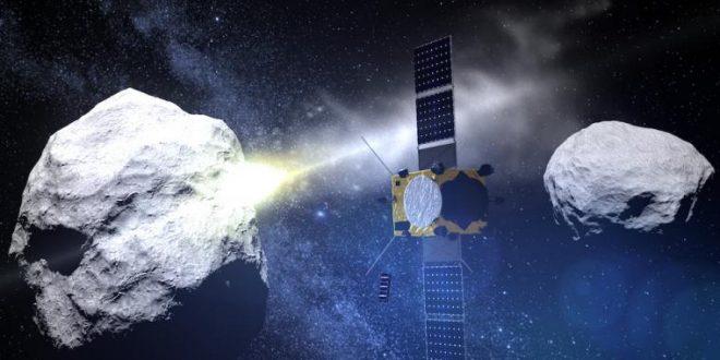 La NASA desviará un asteroide que podría impactar en la Tierra