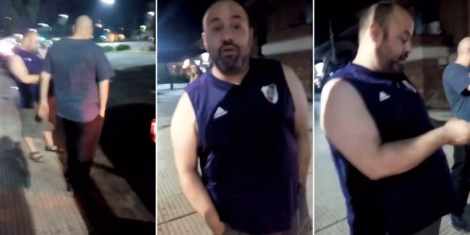 Video: Así opera la mafia de los taxis. Basta ya!