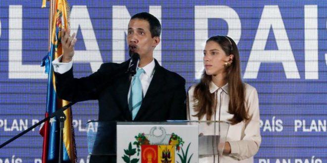"""Juan Guaidó presentó su """"Plan País"""" y envió un mensaje a China y Rusia"""