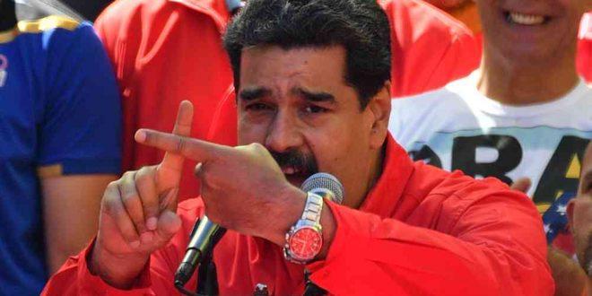 Maduro rompe relaciones con Colombia y les da 24 horas a los diplomáticos para dejar el país