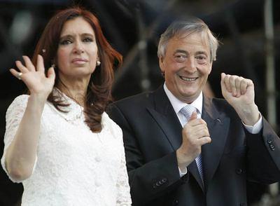 El matrimonio Kirchner están en el top 10 de los más corruptos de la historia mundial